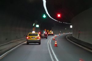 Keren! Terowongan Terpanjang Kedua di Asia Menembus Gunung