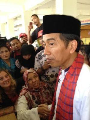 Ini Kriteria Calon Pendamping Jokowi Versi Pelaku Pasar