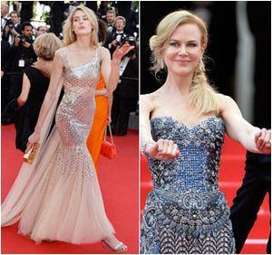 Bosan Tampil Elegan, Para Selebriti Berpose Unik di Cannes