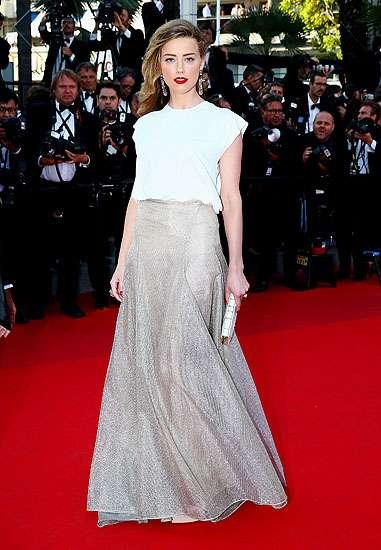 Pacar Johnny Depp Curi Perhatian di Festival Film Cannes