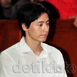 Dipenjara, Roger Danuarta Mandi Lebih dari 5 Kali
