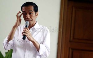 Jokowi Ditunjuk Jadi Presiden Anti Pembajakan Oleh Puluhan Artis