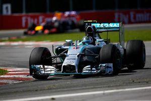 Rosberg Tetap Puas Bisa Finis Kedua