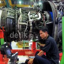 Industri Penerbangan RI Impor Pelumas Pesawat dari Petronas