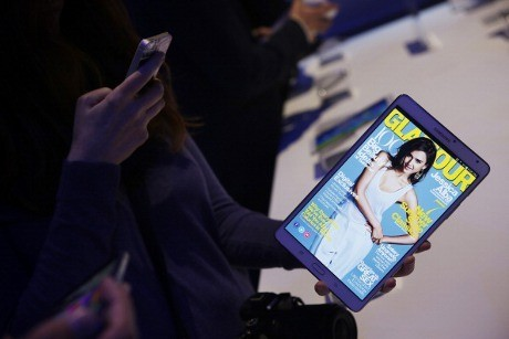 Galaxy Tab S (gettyimages)