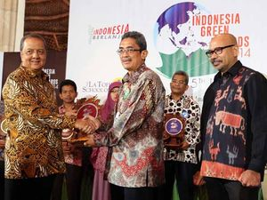 Penghargaan Indonesia Green Awards 2014