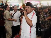 Prabowo Blusukan ke Tanah Abang