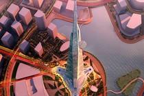 Menanti Lift Tercepat di Dunia di Gedung Tertinggi di Dunia