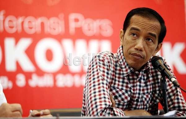 Janji Jokowi-JK Besarkan Pertamina Kalahkan Petronas
