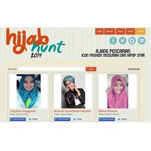 Selamat! Ini Hijabers yang Terpilih ke Dalam 100 Besar Hijab Hunt 2014
