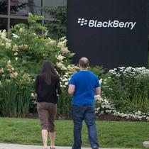 BlackBerry Jual Kantor Lagi