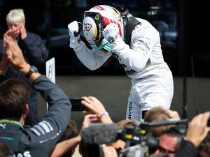 Lewis Hamilton Menangi GP Inggris