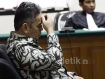 Eks Bos Adhi Karya Divonis 4,5 Tahun Penjara