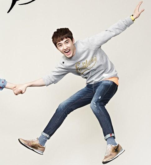 Seperti Apa Peran D.O EXO di Drama Its Ok, Its Love?