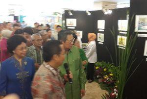 Didampingi Menkes, SBY Resmikan RS Otak dan Saraf Pertama di Indonesia