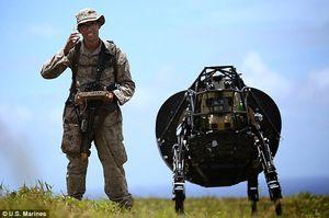 Militer AS Siapkan Robot Anjing Besar
