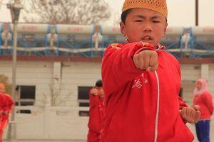 Ciatt! Beginilah Gaya Kungfu Islam dari Tiongkok