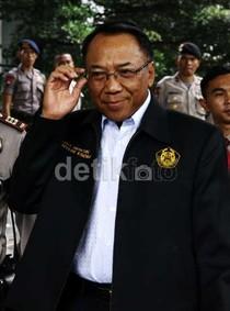 Diperiksa KPK Terkait Dugaan Korupsi di ESDM, Jero Wacik Enggan Disebut Saksi