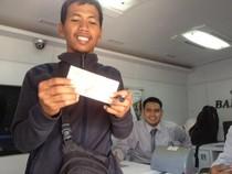 Yuk! Tukar Uang Receh di Monas untuk Angpao Lebaran