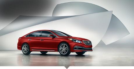 Gelar Mobil Teraman untuk Hyundai Sonata