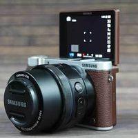 Samsung NX3000: Tampang Retro yang Asyik Diajak Selfie