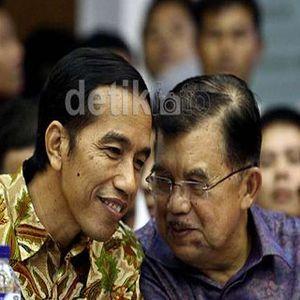 Banyak Petinggi Parpol Ditangkap KPK, Jokowi Diminta Perbanyak Menteri Non Partai