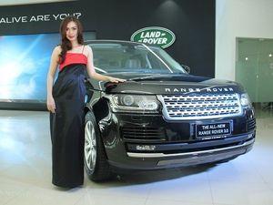JLR Bersiap Recall Model SUV