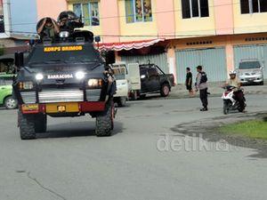 Polisi Disiagakan Pasca Tewasnya 5 Warga di Timika