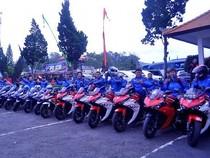 Touring Merdeka Yamaha R25
