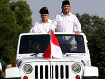 Prabowo-Hatta Ikuti Upacara HUT RI di NPC Jagorawi