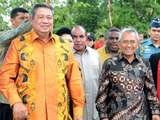 SBY Resmikan Proyek Infrastruktur di Papua Barat