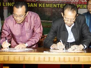 Kementan-KPK Kerjasama Cegah Korupsi