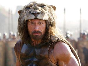 Aksi Dwayne Johnson dan Kisah Lain Mitologi Hercules