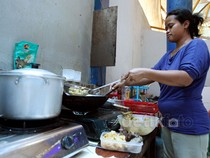 Harga Elpiji Naik, Pedagang Makanan Resah