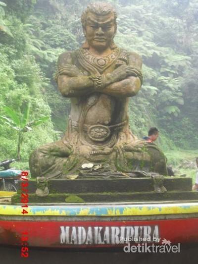 Air Terjun Madakaripura, Hujan Abadi di Tempat Gajah Mada Semedi