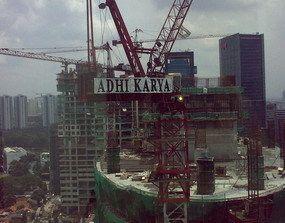 Tagihan Adhi Karya Rp 200 Miliar Belum Dibayar, Ini Kata Pemda Riau