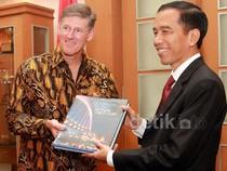 Bos Besar Citigroup Bertemu Jokowi