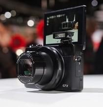 Parade Kamera Mini, Sensor Maksi