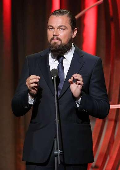 Jenggot Super Lebat Leonardo DiCaprio