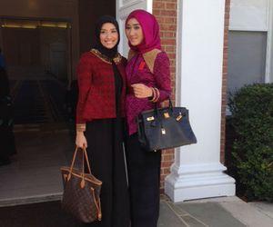 Pengalaman Mega Iskanti Datang ke Masjid Indonesia Pertama di Washington DC