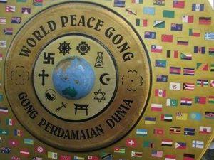 Keren! Monumen Perdamaian Dunia Ada di Ambon