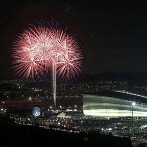 Fantastic Baby dan Pesta Kembang Api Jadi Puncak Upacara Penutupan Asian Games 2014