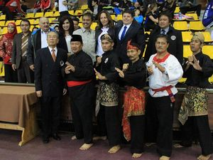 Kemenpora Indonesia-Bulgaria Jalin Kerja Sama, Pencak Silat Ekshibisi di Sofia
