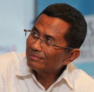 Dahlan Iskan: Bandara Kamil dan Pelabuhan Bergarbarata