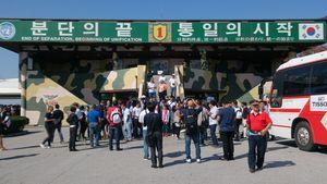 Pengalaman Menegangkan, Berkunjung ke Perbatasan Korea Utara