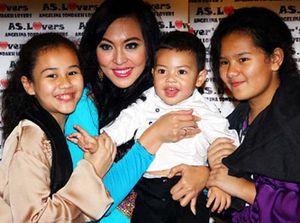 Brotoseno Ungkap Keseharian Urus Anak Angelina Sondakh