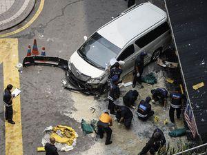 Ledakan Granat di Malaysia Tewaskan Satu Orang