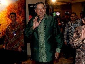 Momen Santai SBY
