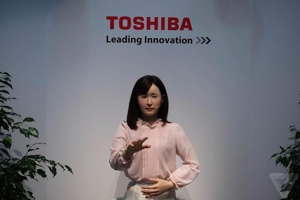 Aiko Chihira (Toshiba)