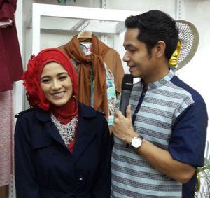 Perubahan Gaya Busana Alyssa Soebandono Setelah Hamil 5 Bulan